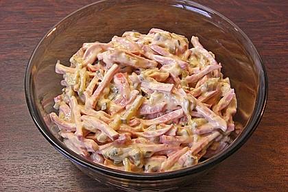 Fleischsalat (wie vom Metzger) 9