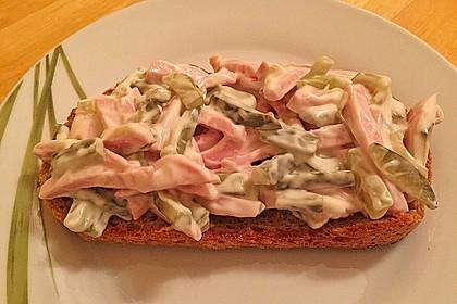 Fleischsalat (wie vom Metzger)