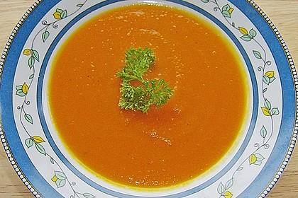 Kürbissuppe 1