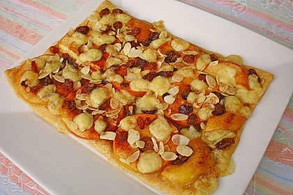 Apfel - Pizza - Pie