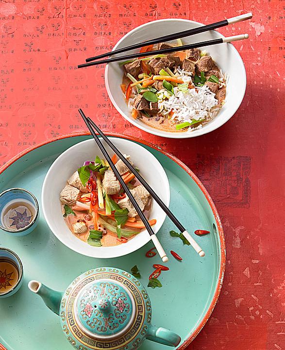 thai red curry f r mehrere variationen von katzemurna. Black Bedroom Furniture Sets. Home Design Ideas