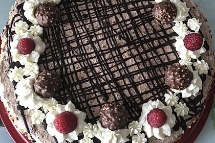 Ferrero - Rocher - Torte 9