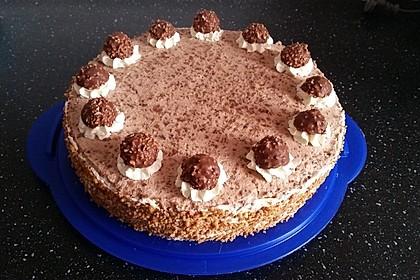 Ferrero - Rocher - Torte 18
