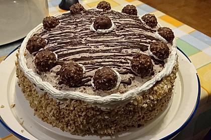 Ferrero - Rocher - Torte