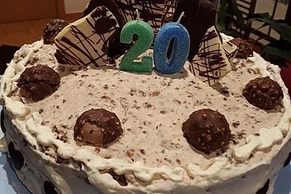 Ferrero - Rocher - Torte 49