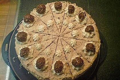 Ferrero - Rocher - Torte 31