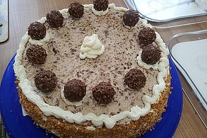 Ferrero - Rocher - Torte 54