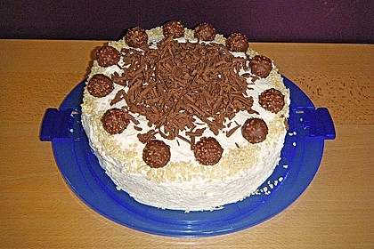 Ferrero - Rocher - Torte 43