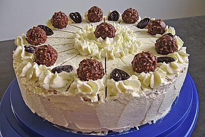 Ferrero - Rocher - Torte 28