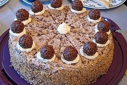 Ferrero - Rocher - Torte 3