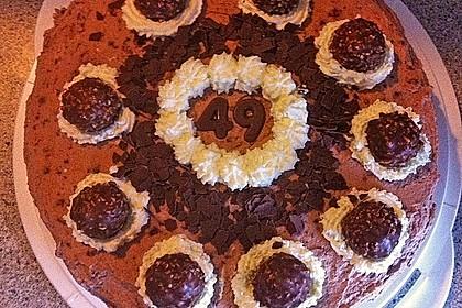 Ferrero - Rocher - Torte 35