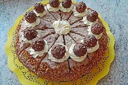 Ferrero - Rocher - Torte 8
