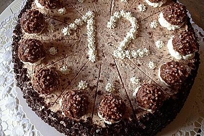 Ferrero - Rocher - Torte 6