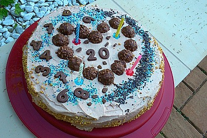 Ferrero - Rocher - Torte 47