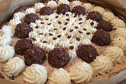 Ferrero - Rocher - Torte 2