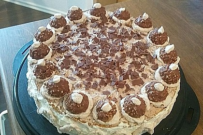 Ferrero - Rocher - Torte 46