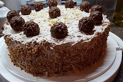Ferrero - Rocher - Torte 23