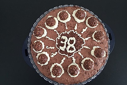 Ferrero - Rocher - Torte 34