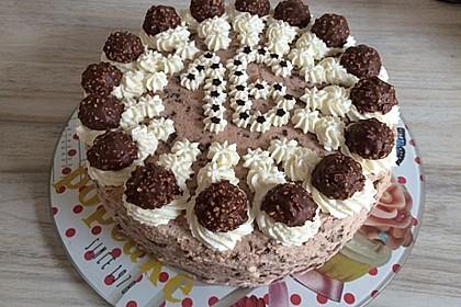 Ferrero - Rocher - Torte 5