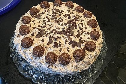 Ferrero - Rocher - Torte 22