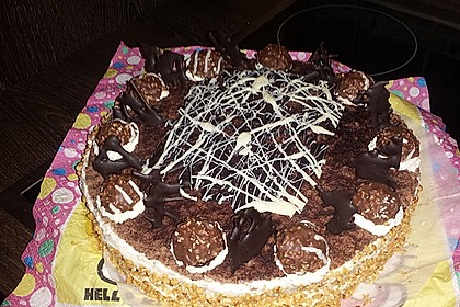 Ferrero - Rocher - Torte 7