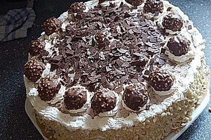 Ferrero - Rocher - Torte 17