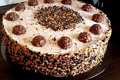 Ferrero - Rocher - Torte 4