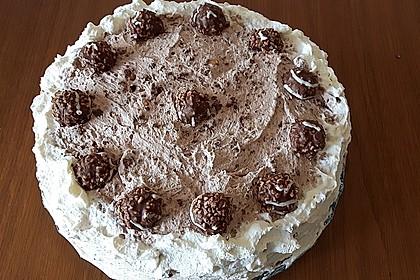 Ferrero - Rocher - Torte 38