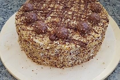Ferrero - Rocher - Torte 20