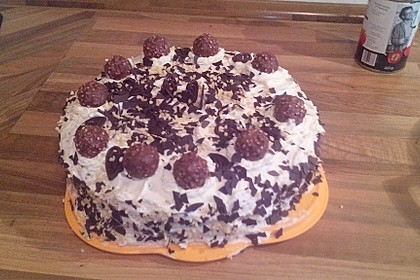 Ferrero - Rocher - Torte 48