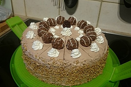 Ferrero - Rocher - Torte 21