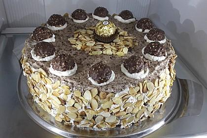 Ferrero - Rocher - Torte 27