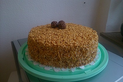 Ferrero - Rocher - Torte 50