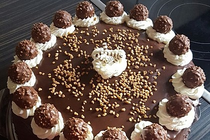 Ferrero - Rocher - Torte 19