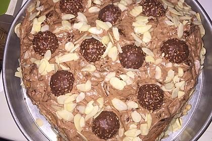 Ferrero - Rocher - Torte 76