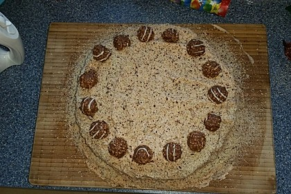 Ferrero - Rocher - Torte 29