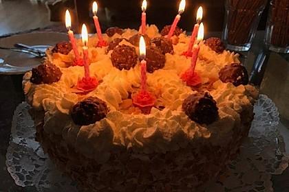 Ferrero - Rocher - Torte 64