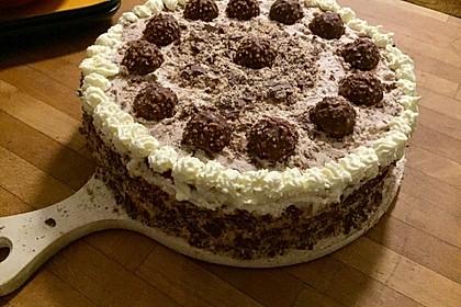Ferrero - Rocher - Torte 15