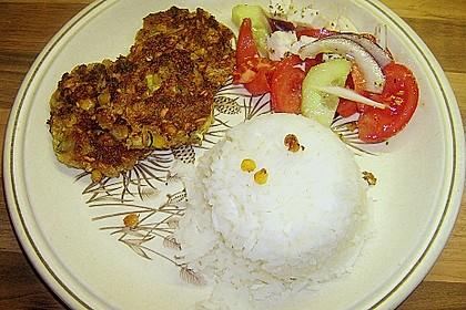 Griechische Zucchini - Küchlein 15