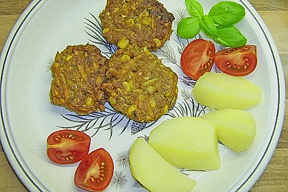 Griechische Zucchini - Küchlein 12