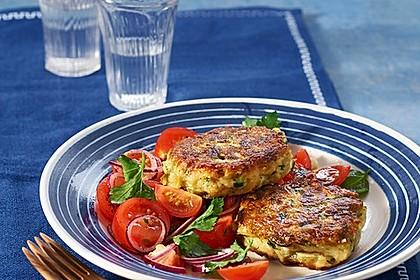 Griechische Zucchini - Küchlein