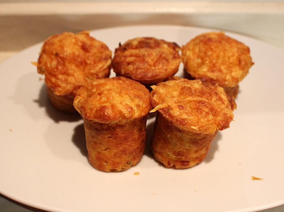 Pikante käse muffins Rezepte | Chefkoch.de