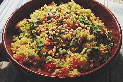 Couscous mit Paprika 2