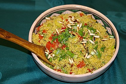 Couscous mit Paprika 1