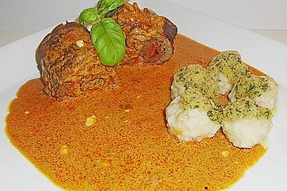 Rinderrouladen mit Sauerkraut 3