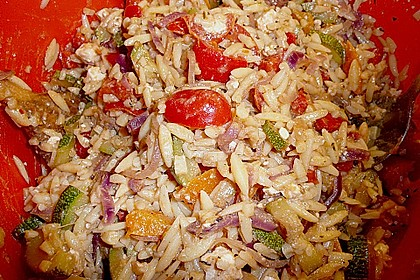 Chrissis Kritharaki - Salat 12