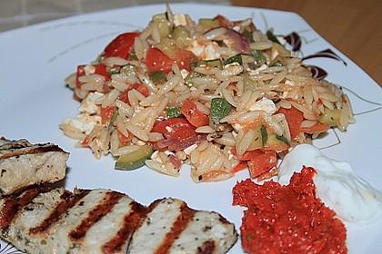 Chrissis Kritharaki - Salat 2