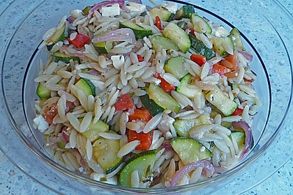 Chrissis Kritharaki - Salat 1