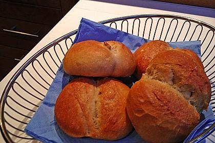 Frühstücksbrötchen 22
