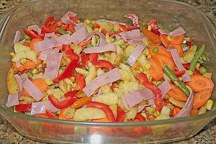 Spätzle - Gemüse - Auflauf 2